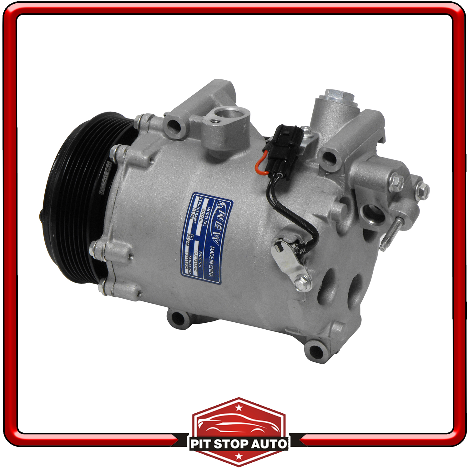 New A/C Compressor CO 11313C - 38810RL5A02 - TSX