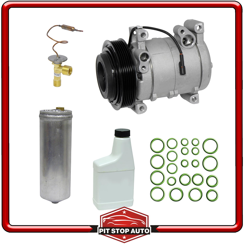New A C Compressor Kit Kt 1011 8972876412 Rodeo Passport Kompresor Mitsubishi Pajero Sport Valeo Image Is Loading