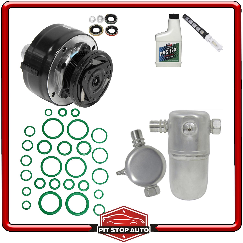 New A//C Compressor Kit KT 2367-1134346 C1500 K1500 C1500 K1500 K2500 C2500