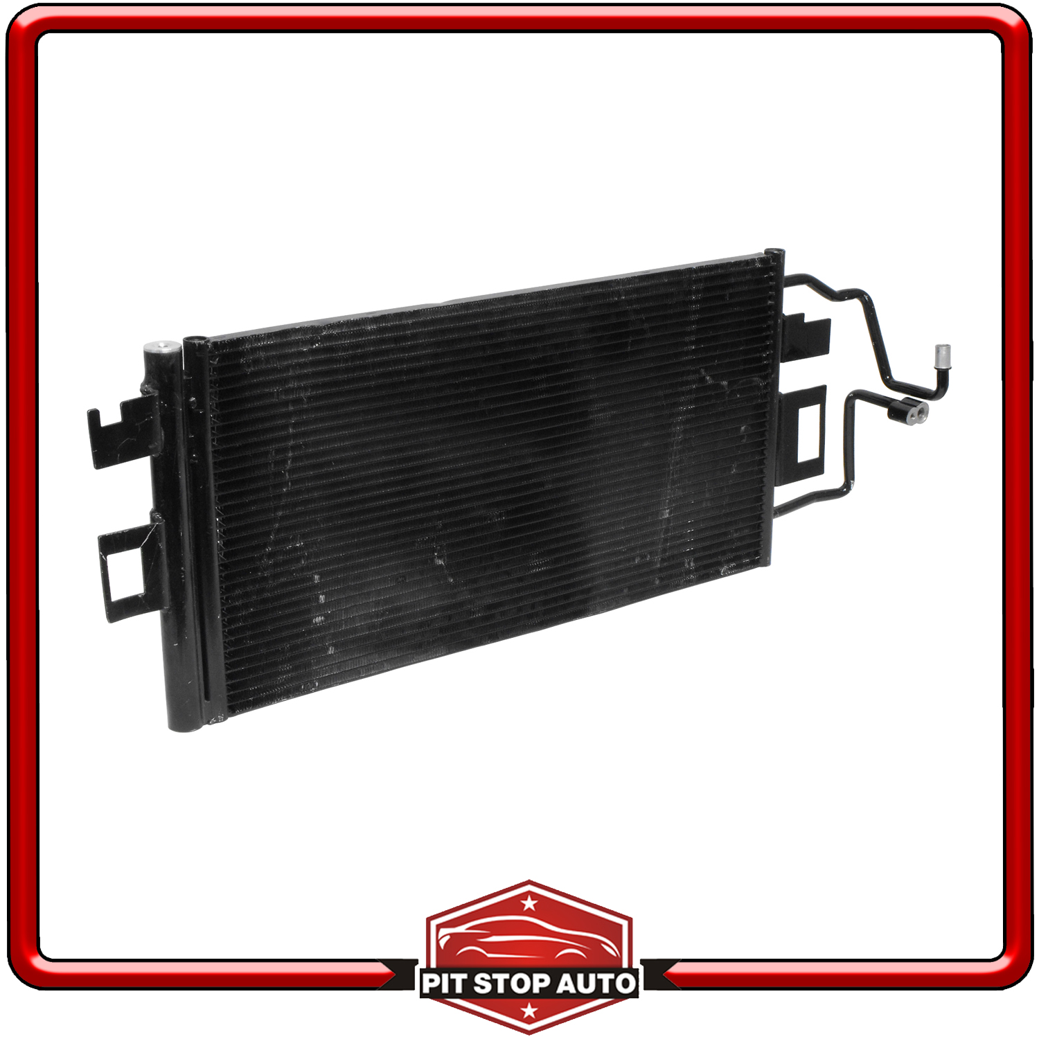 A//C Condenser For 06-11 Honda Civic Acura CSX Sedan Only Great Quality