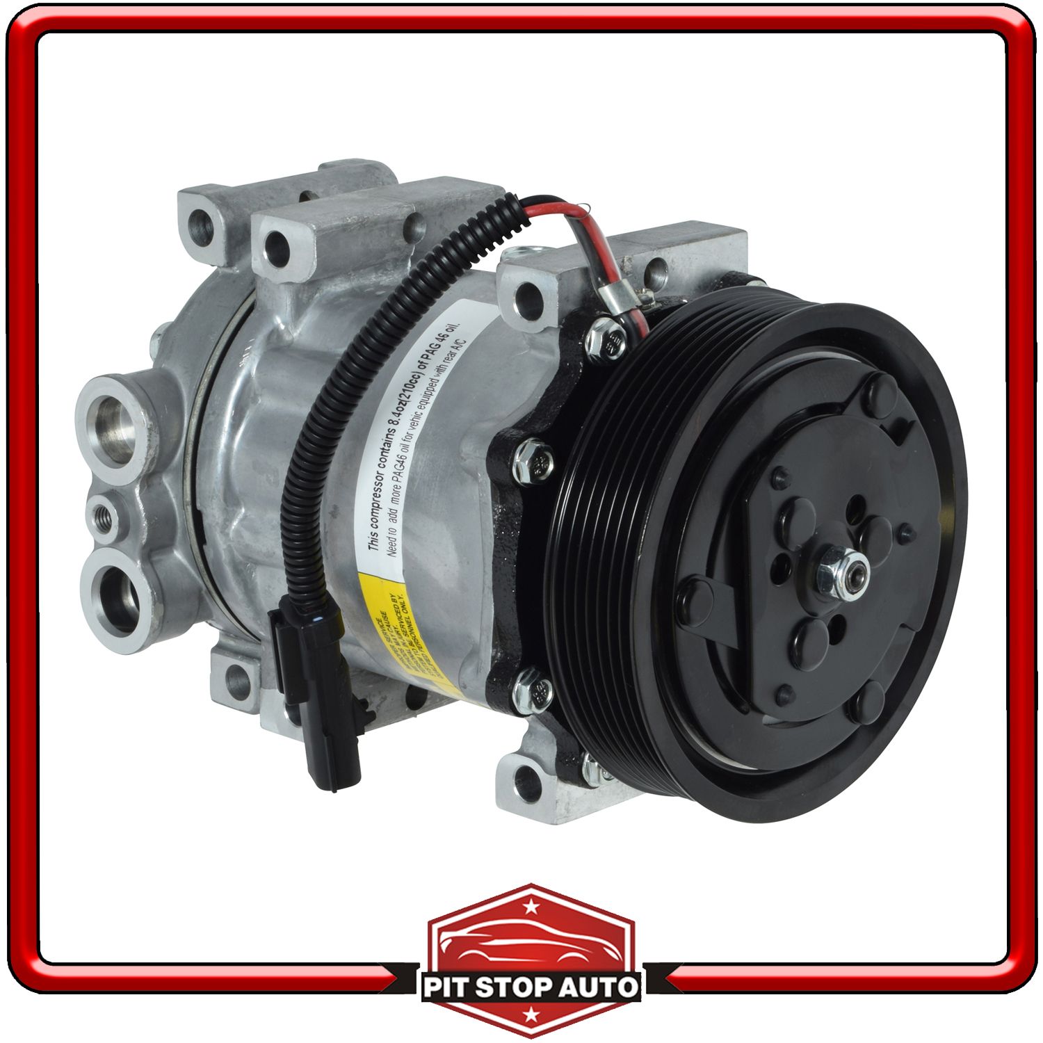 A//C Compressor fits 2002-2003 Dodge Dakota Durango Ram 1500 2500 3500 77562