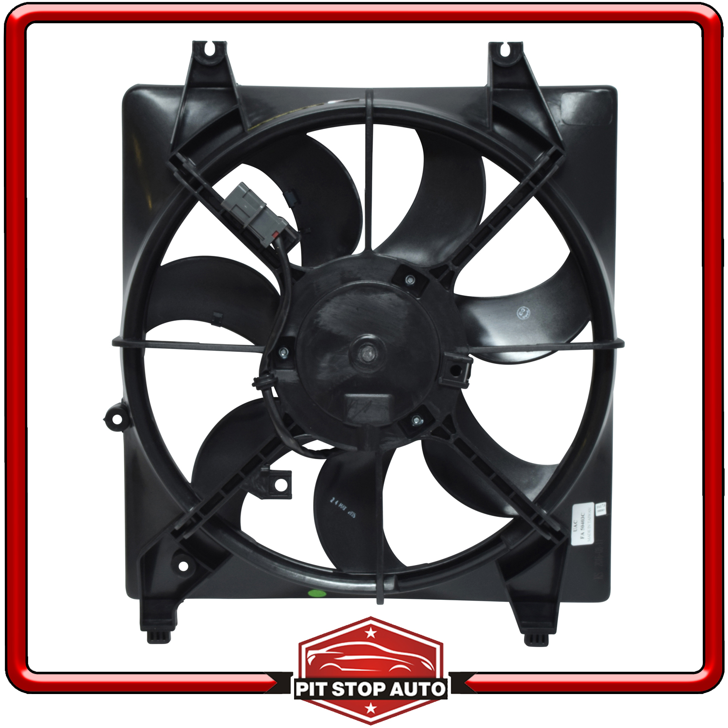 New Engine Cooling Fan Assembly Fa 50403c